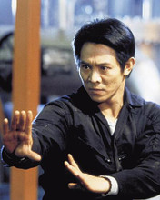 This is an image of 268097 Jet Li Photograph & Poster