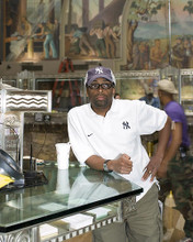This is an image of 270669 Spike Lee Photograph & Poster