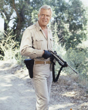 This is an image of 270701 George Peppard Photograph & Poster