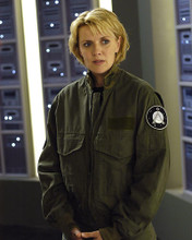 This is an image of 270718 Amanda Tapping Photograph & Poster