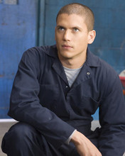 This is an image of 271173 Wentworth Miller Photograph & Poster