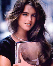 This is an image of 278255 Brooke Shields Photograph & Poster