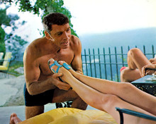 This is an image of 280837 Burt Lancaster as Ned Merrill in The Swimmer