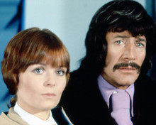 This is an image of 280766 Peter Wyngarde as Jason King in Jason King