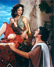 This is an image of 281045 Samson and Delilah Photograph & Poster