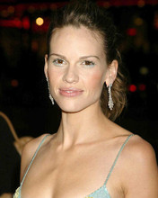 This is an image of 281134 Hilary Swank Photograph & Poster