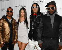 This is an image of 281204 Black Eyed Peas Photograph & Poster