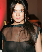 This is an image of 281205 Lindsay Lohan Photograph & Poster