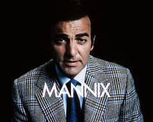 This is an image of 281329 Mike Connors Photograph & Poster