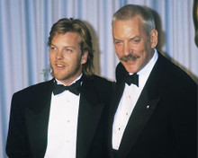 This is an image of 281337 Kiefer Sutherland and Donald~suth Photograph & Poster