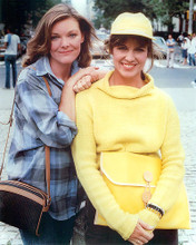 This is an image of 281556 Kate and Allie Photograph & Poster