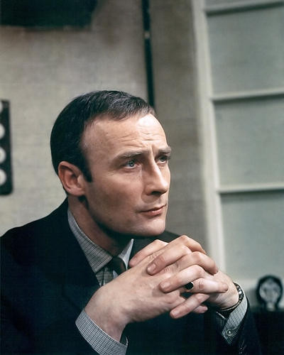 This is an image of 281557 Edward Woodward Photograph & Poster