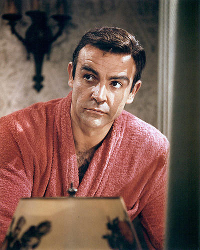 This is an image of 281571 Sean Connery Photograph & Poster