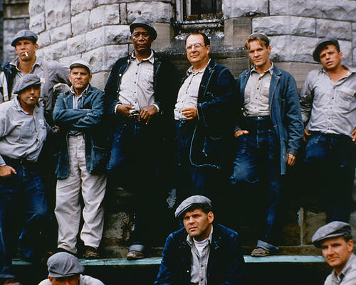 This is an image of 282569 the Shawshank Redemption Photograph & Poster