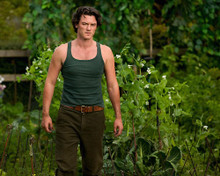 This is an image of 282934 Luke Evans Photograph & Poster