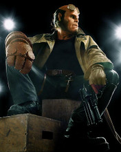 This is an image of 285247 Hellboy Photograph & Poster