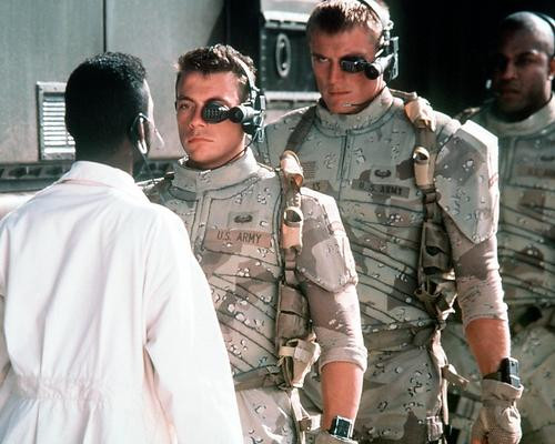 This is an image of 285272 Universal Soldier Photograph & Poster
