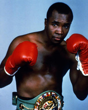 This is an image of 286897 Sugar Ray Leonard Photograph & Poster