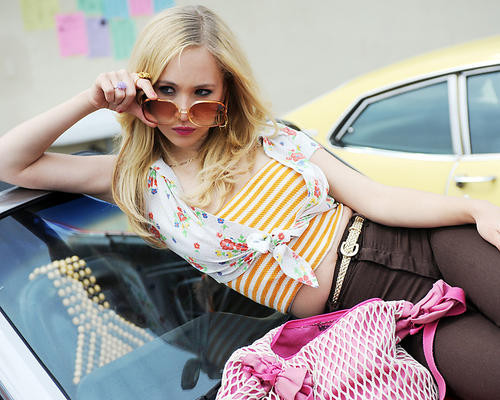 This is an image of 287472 Juno Temple Photograph & Poster