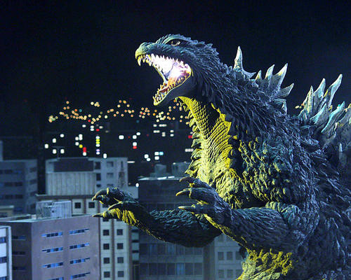 This is an image of 287481 Godzilla: Tokyo S.O Photograph & Poster
