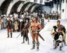 This is an image of 288278 Conan the Destroyer Photograph & Poster