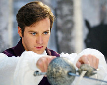 This is an image of 290194 Armie Hammer Photograph & Poster