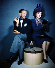 This is an image of 290400 George Burns and Grace Allen Photograph & Poster