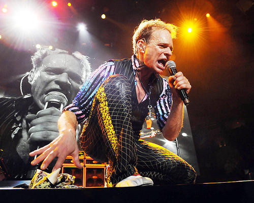 This is an image of 293095 David Lee Roth Photograph & Poster
