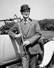 This is an image of 190200 Patrick Macnee Photograph & Poster
