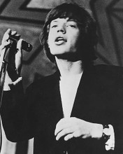 This is an image of 190356 Mick Jagger Photograph & Poster