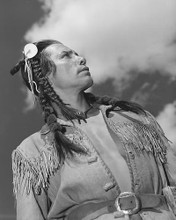 This is an image of 190276 Jay Silverheels Photograph & Poster