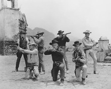 This is an image of 190465 the Magnificent Seven Photograph & Poster