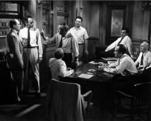 This is an image of 190683 Twelve Angry Men Photograph & Poster