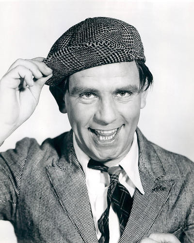 This is an image of 190732 Norman Wisdom Photograph & Poster