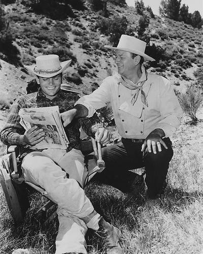 This is an image of 190810 Rio Bravo Photograph & Poster
