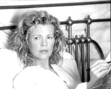 This is an image of 190957 Kim Basinger Photograph & Poster
