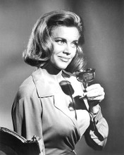 This is an image of 191403 Honor Blackman Photograph & Poster