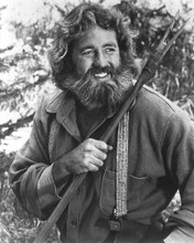 This is an image of 191747 Dan Haggerty Photograph & Poster