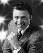This is an image of 192283 Steve Lawrence Photograph & Poster