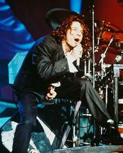 This is an image of 229063 Michael Hutchence Photograph & Poster