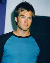 This is an image of 249077 Michael Weatherly Photograph & Poster