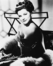 This is an image of 168009 Debra Paget Photograph & Poster