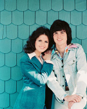 This is an image of 235623 Donny Osmond & Marie Osmond Photograph & Poster