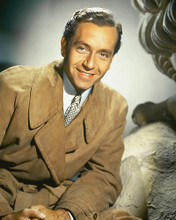 This is an image of 254499 Paul Henreid Photograph & Poster