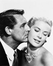 This is an image of 169583 Cary Grant & Grace Kelly Photograph & Poster