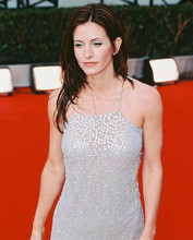 This is an image of 241683 Courtney Cox Photograph & Poster