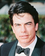 This is an image of 242133 Peter Gallagher Photograph & Poster