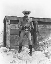This is an image of 173498 Clayton Moore Photograph & Poster