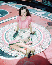 This is an image of 247366 Wanda Hendrix Photograph & Poster