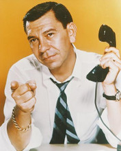 This is an image of 248963 Jack Webb Photograph & Poster